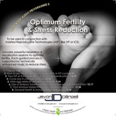 Optimum Fertility & Stress Reduction Mind Body Audio Programme 2